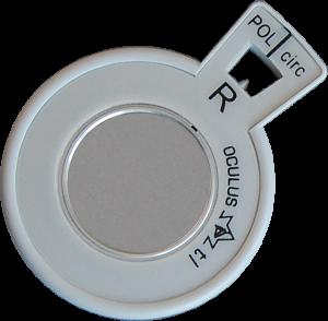 Polfilter circular rechts, tl