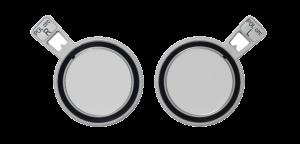 tls-Polarisationsfilter (Paar) circular, Ø 28 mm