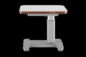 Eingeräte-Hubtisch asymmetrisch, Hubsäule rechts montiert