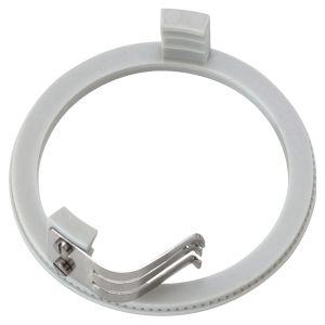 Glashaltering mit Dreifachfeder für UB 3, 38 mm rechts
