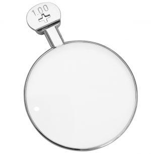 Schmalrandglas (einzeln)