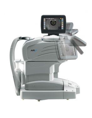 Das AR-F verfügt über ein flexibles Touchdisplay