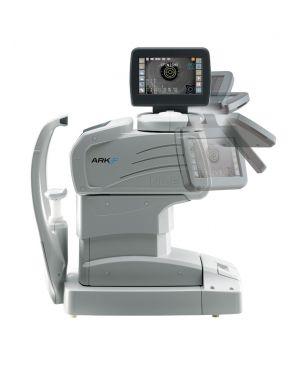 Das ARK-F verfügt über ein flexibles Touchdisplay