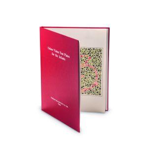 Matsubara Farbtafeln für Kinder, Buchformat, mit 10 Tafeln, inkl. 6 Matching-Karten