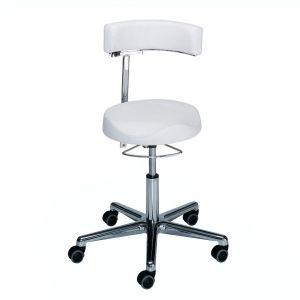Arbeitsstuhl mit anatomisch geformter Sitzkante