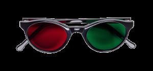 Rot-Grün-Brille